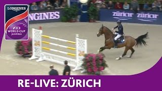 Download Re-Live - Longines Grand Prix Jumping - Zürich - Mercedes CSI 2016 Video