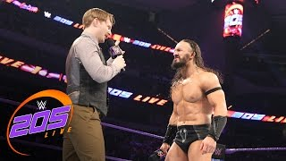 Download Neville delivers his State of 205 Live address: WWE 205 Live: Feb. 28, 2017 Video