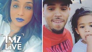 Download Chris Brown Destroys Baby Mama | TMZ Live Video