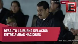 Download Mensaje de Nicolás Maduro en el funeral de Fidel Castro Video