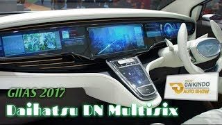 Download Daihatsu DN Multisix - Interior dan Exterior | GIIAS 2017 Video