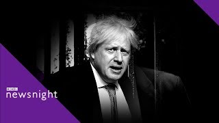 Download Boris Johnson: A John Sweeney Tribute - BBC Newsnight Video