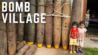 Download A Village Made Out Of Bombs Video