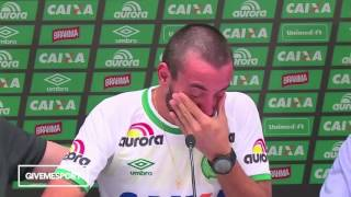 Download Chapecoense crash survivor targets football return Video