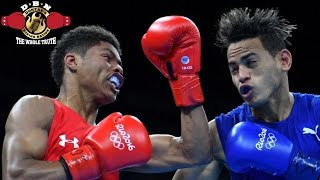 Download SHAKUR STEVENSON'S TRAINER REFLECTS ON SHAKURS OLYMPIC LOSS AND HIM CRYING Video