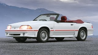 Download Why The 1982-1993 Ford Mustang GT Never Reached Its Full Potential Video