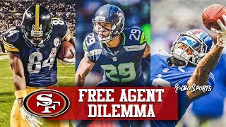 Download Live! Odell Beckham Jr. Or Antonio Brown To 49ers? Earl Thomas Favoring Cowboys Video