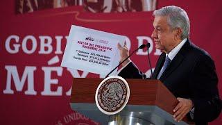 Download Devuelve parte de su salario el Presidente López Obrador Video