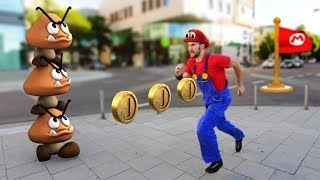 Download Super Mario Odyssey In Real Life Video