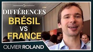 Download Quelles DIFFÉRENCES CULTURELLES entre le Brésil et la France, par des Brésiliens francophones Video