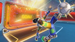 Download The LucioBall Trickshot Master! [Overwatch] Video