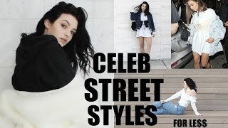 Download CELEB STREET STYLES FOR LESS | LookBook! Video