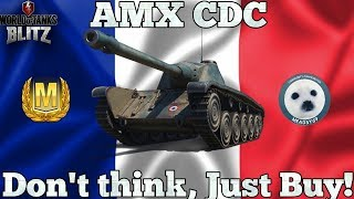Download Wotb: AMX CDC | Don't think, Just Buy! Video