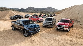 Download MotorTrend's 2019 Truck of the Year: The Overview Video