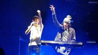 Download Porter Robinson & Madeon - Shelter (Live) Video