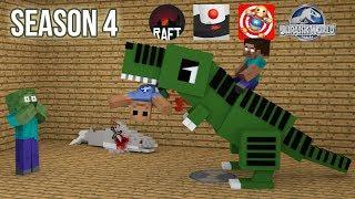 Download Monster School : SEASON 4 - Minecraft Animation Video