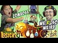 Download Mike & Dad Get Weird! PVZ 2 Lost City Zomboss w/ Hyper Timelapse #IndianaBones #fails Video