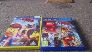 Download The Lego Movie DVD And Video Game (UK) Unboxing Video