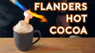 Download Binging with Babish: Flanders' Hot Chocolate from The Simpsons Movie Video