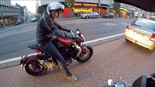 Download GROM ft. MV Agusta Brutale 800 Dragster RR Video