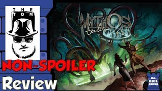 Download Mythos Tales Review - with Tom Vasel Video