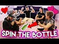 Download 5 GUYS PLAY SPIN THE BOTTLE Video