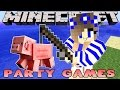 Download Minecraft Mini Games-WHO WINS! LITTLE CARLY OR LITTLE KELLY?? Video