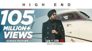 Download Official Video: High End | CON.FI.DEN.TIAL | Diljit Dosanjh | Song 2018 Video