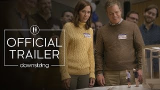 Download Downsizing (2017) - Official Trailer - Paramount Pictures Video