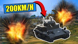 Download The Ferarri Tank! [World Of Tanks] Video