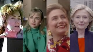 Download Hillary Clinton's accent evolution (1983–2015) Video