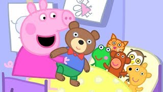 Download Peppa Pig Full Episodes | Teddy Playgroup | Cartoons for Children Video