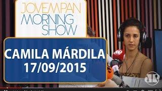 Download Camila Márdila - Morning Show - edição completa - 17/09/15 Video
