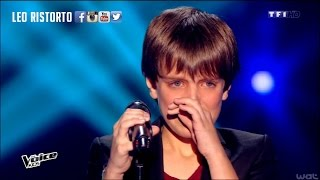 Download AMAZING YOUNG BOY singing - I will always love you // THE VOICE KIDS Video