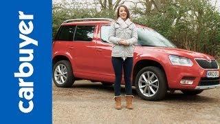 Download Skoda Yeti SUV 2014 review - Carbuyer Video