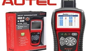 Download Fixing Cars #3: Autel AL519 Linux based Scan Tool. Video