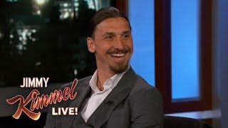 Download Zlatan Ibrahimović on Playoffs, Being Captain & His Kids Video