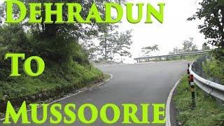 Download Dehradun to Mussoorie | Duke 200 | Road Trip Video
