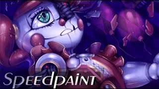 Download Baby SPEEDPAINT (FNAF Sister Location) Victims of the Scooper Video