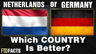Download THE NETHERLANDS or GERMANY - Which Country is Better? Video