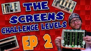 Download ″THE SCREENS″ Challenge Levels EP 2 | Super Mario Maker Video