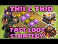 Download Clash of Clans - TH11 & TH10 Farming Strategy for Fast Gold, Elixir & Dark Elixir! (Attack Strategy) Video