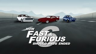 Download How Fast and Furious 6 Should Have Ended Video