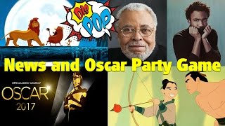 Download News and Oscar Party Game | DIS POP | 02/25/17 Video