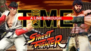 Download Street Fighter's Shared Universe - A Line Through Time Video