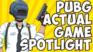 Download PlayerUnknown's Battlegrounds ACTUAL Game Spotlight Video