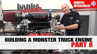 Download MORE HORSEPOWER with Less Boost?! | Building a Monster Truck Engine Pt 8 Video