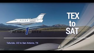 Download Telluride to San Antonio-Clear and a Million departure! Video