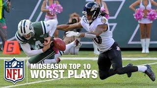 Download Top 10 Worst Plays | 2016 Midseason | NFL Video