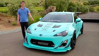 Download Review: Tiffany The Supercharged Rocket Bunny Scion FRS! Video